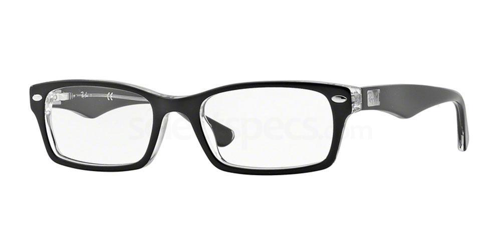 2034 RX5206 (2/2) Glasses, Ray-Ban