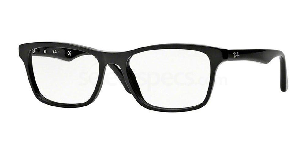 2000 RX5279 Glasses, Ray-Ban