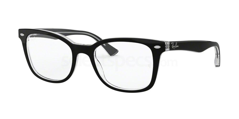 2034 RX5285 Glasses, Ray-Ban