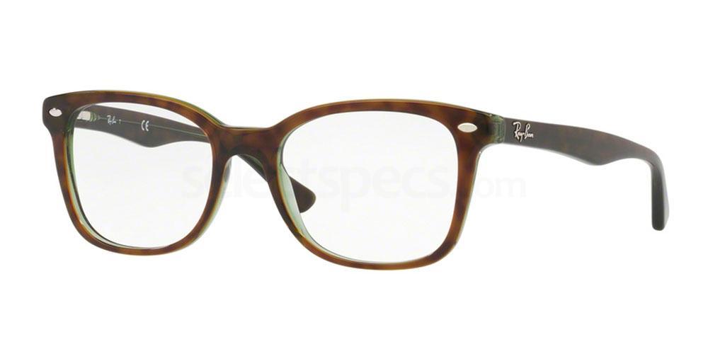 2383 RX5285 Glasses, Ray-Ban