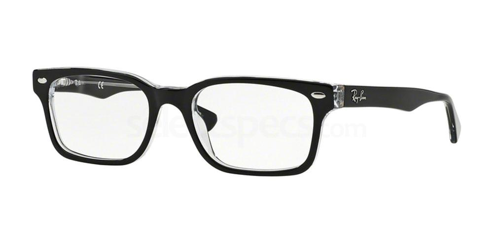 2034 RX5286 Glasses, Ray-Ban