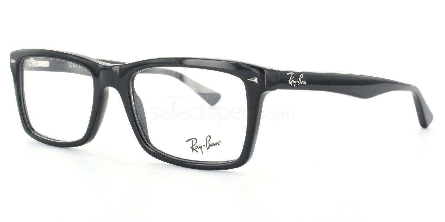 2000 RX5287 Glasses, Ray-Ban