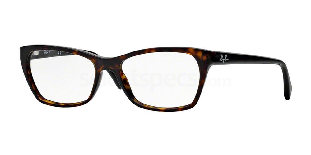 2012 RX5298 (1/2) Glasses, Ray-Ban