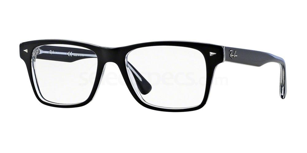 2034 RX5308 Glasses, Ray-Ban