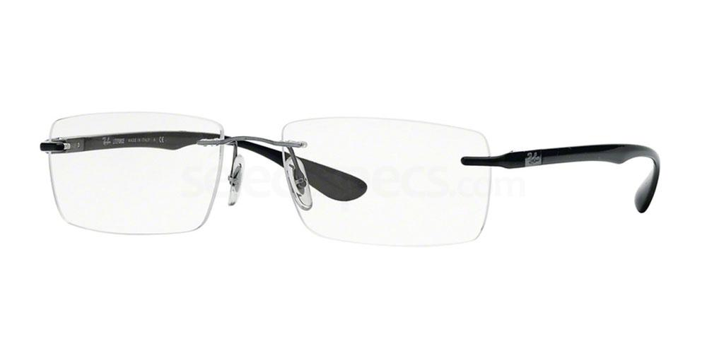 1000 RX8724 Glasses, Ray-Ban