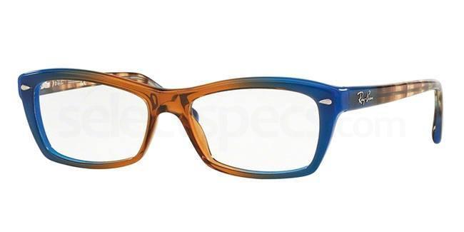 5488 RX5255 (2/2) Glasses, Ray-Ban