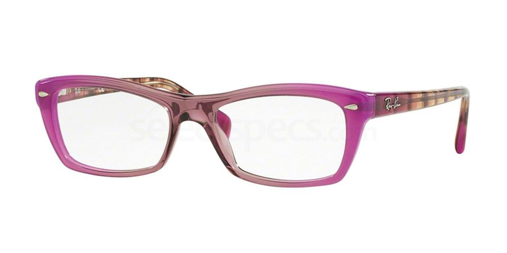 5489 RX5255 (2/2) Glasses, Ray-Ban