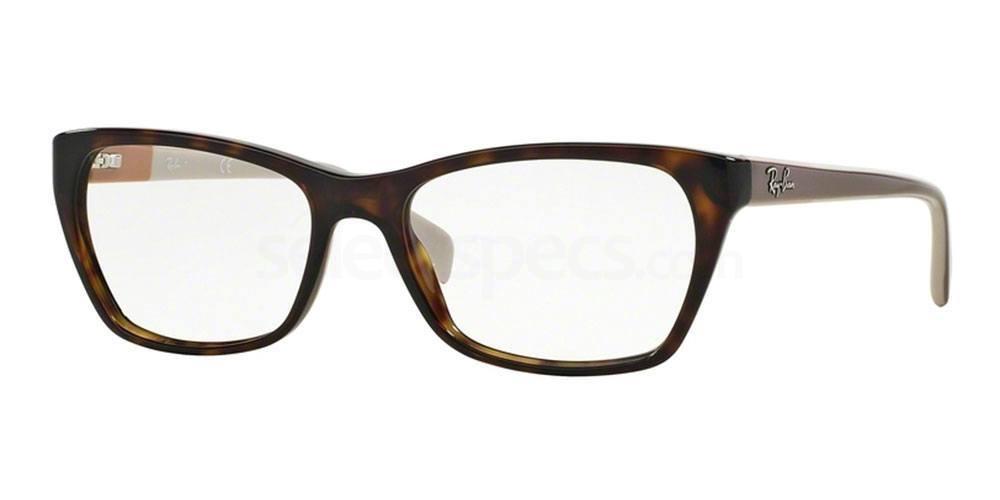 5549 RX5298 (2/2) Glasses, Ray-Ban