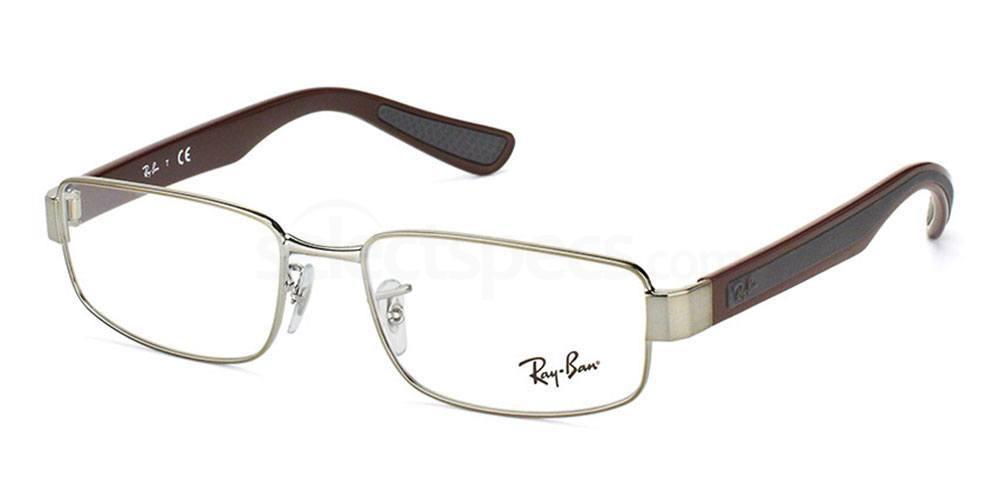 2840 RX6318 Glasses, Ray-Ban