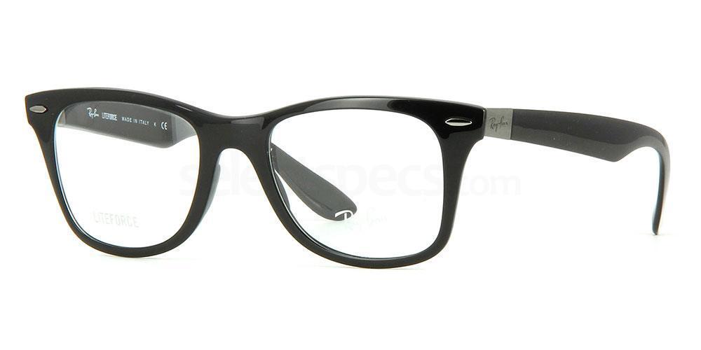 5206 RX7034 TECH - LITEFORCE Glasses, Ray-Ban