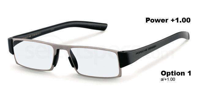 Porsche design reading glasses