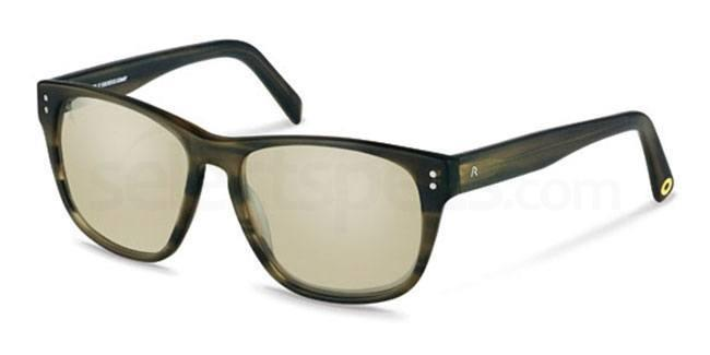 c RR307 Mirror Sunglasses, Rocco by Rodenstock