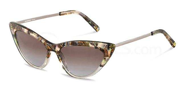 A RR336 Sunglasses, Rocco by Rodenstock