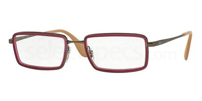 2857 RX6337 Glasses, Ray-Ban
