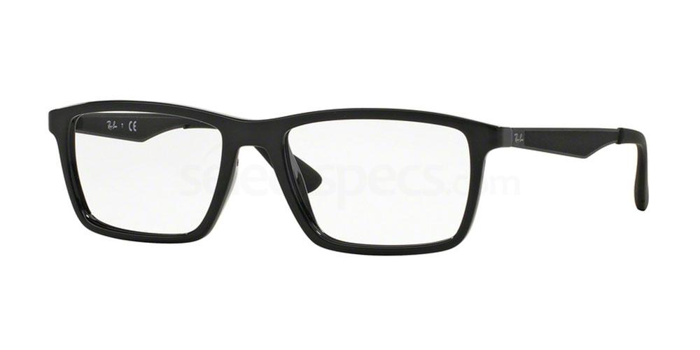 2000 RX7056 Glasses, Ray-Ban