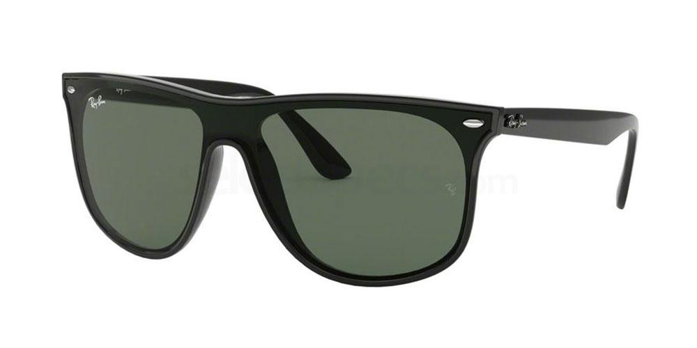 601/71 RB4447N BLAZE BOYFRIEND Sunglasses, Ray-Ban