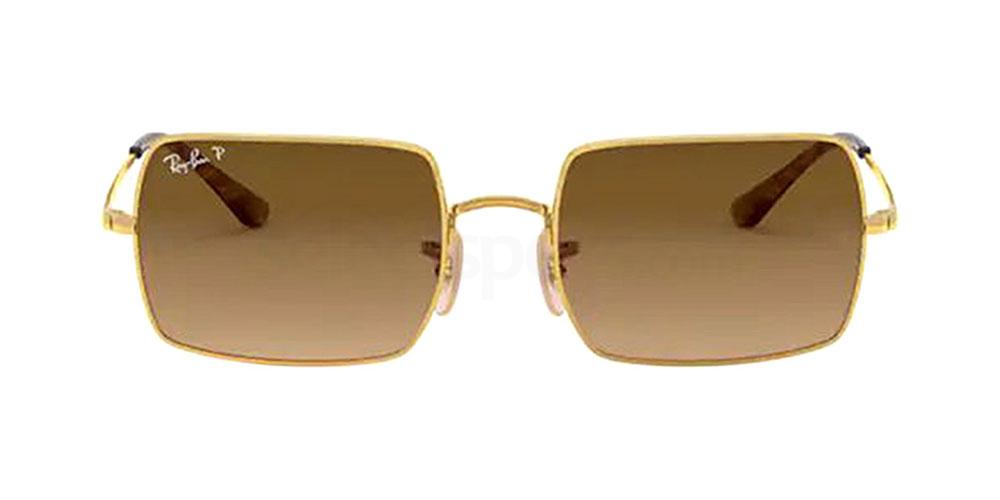 rectangle sunglasses trend 2020 Ray-Ban RB1969 RECTANGLE