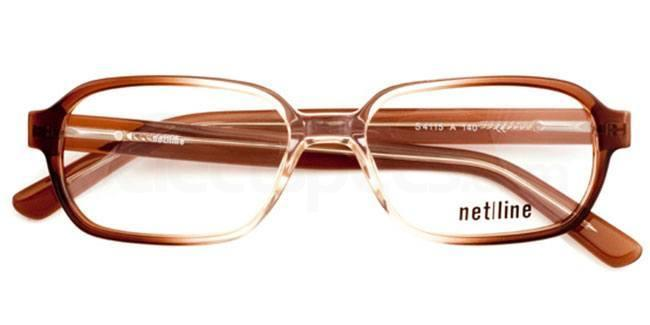 A S4115 Glasses, Net-Line