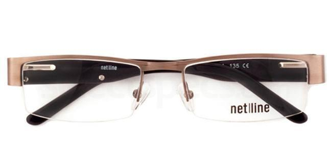 A S4146 Glasses, Net-Line