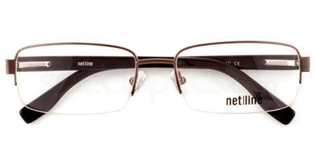 A S4151 Glasses, Net-Line