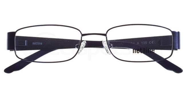 A S4154 Glasses, Net-Line