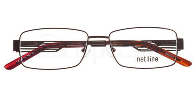 A S4157 Glasses, Net-Line