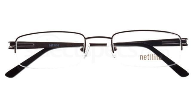 A S4158 Glasses, Net-Line