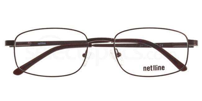 A S4159 Glasses, Net-Line