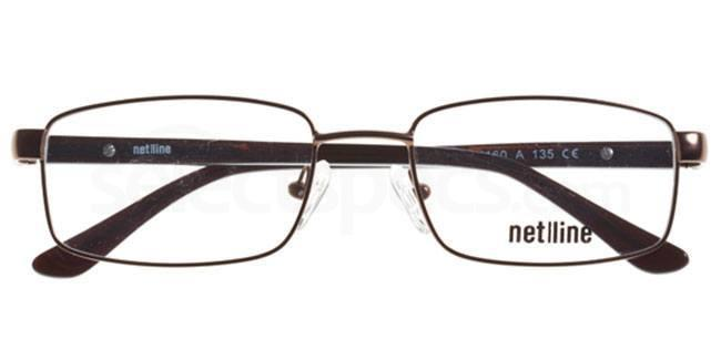 A S4160 Glasses, Net-Line
