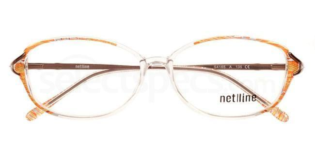 A S4165 Glasses, Net-Line