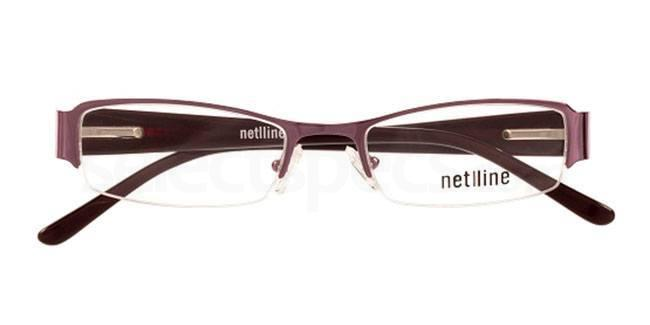 A S4166 Glasses, Net-Line
