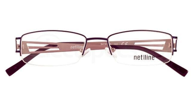 A S4167 Glasses, Net-Line