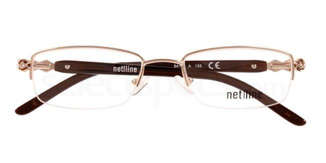 A S4168 Glasses, Net-Line