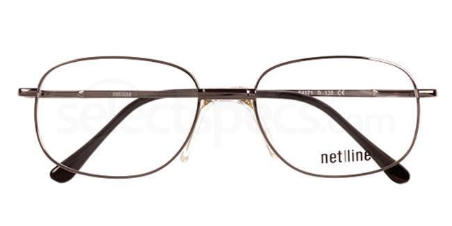 B S4171 Glasses, Net-Line