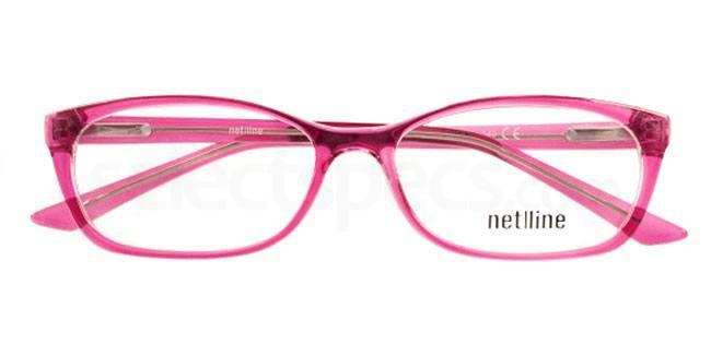 A S4174 Glasses, Net-Line