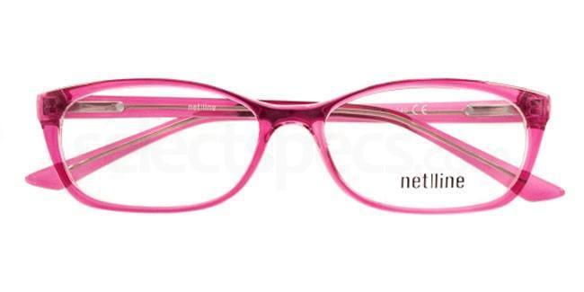 A S4174 Glasses, Net-Line