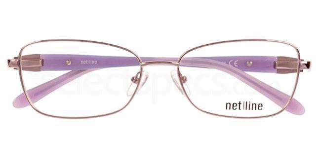 A S4175 Glasses, Net-Line