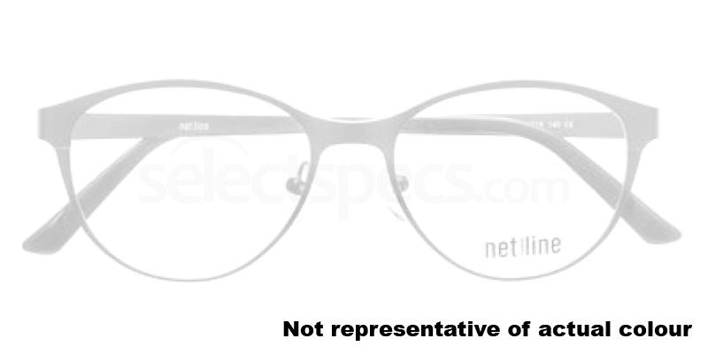 B S4180 Glasses, Net-Line