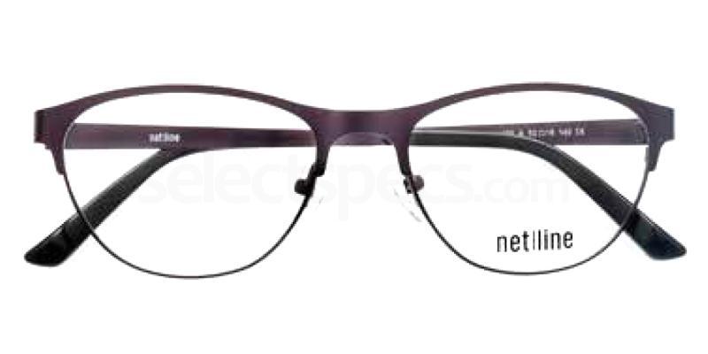 A S4185 Glasses, Net-Line