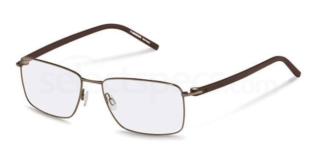 B R2607 Glasses, Rodenstock
