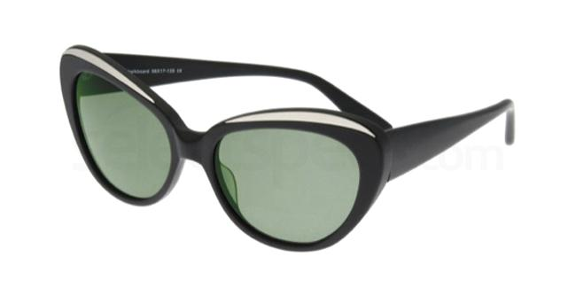 Chalkboard Hollywood Icon Sunglasses, Sun by Booth and Bruce