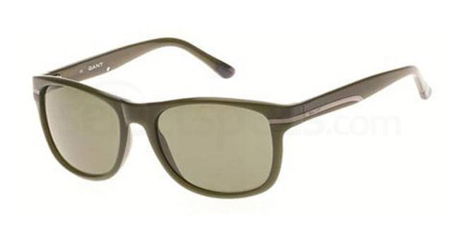 M72 GS 7023 Sunglasses, Gant