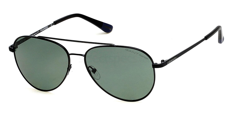 02R GA7071 Sunglasses, Gant