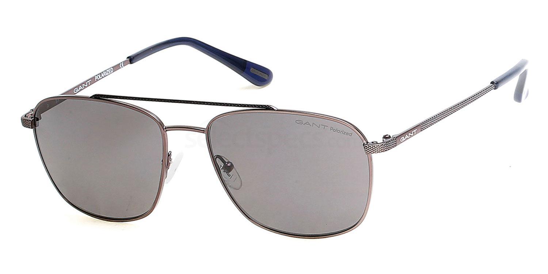 09D GA7072 Sunglasses, Gant