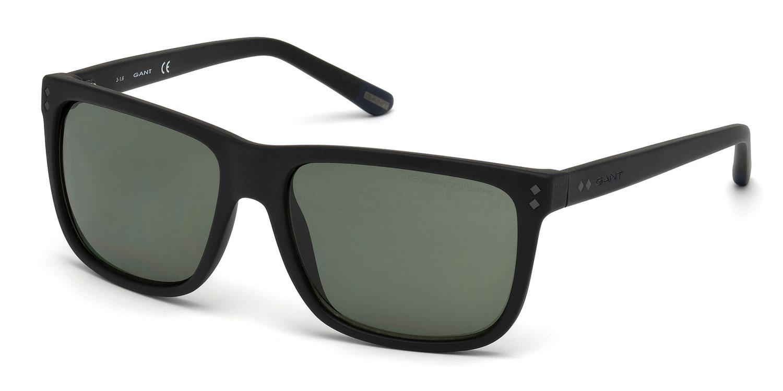 02R GA7081 Sunglasses, Gant