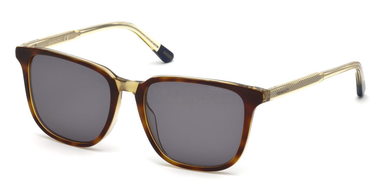 55N GA7101 Sunglasses, Gant
