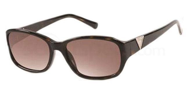 E13 GU7265 Sunglasses, Guess