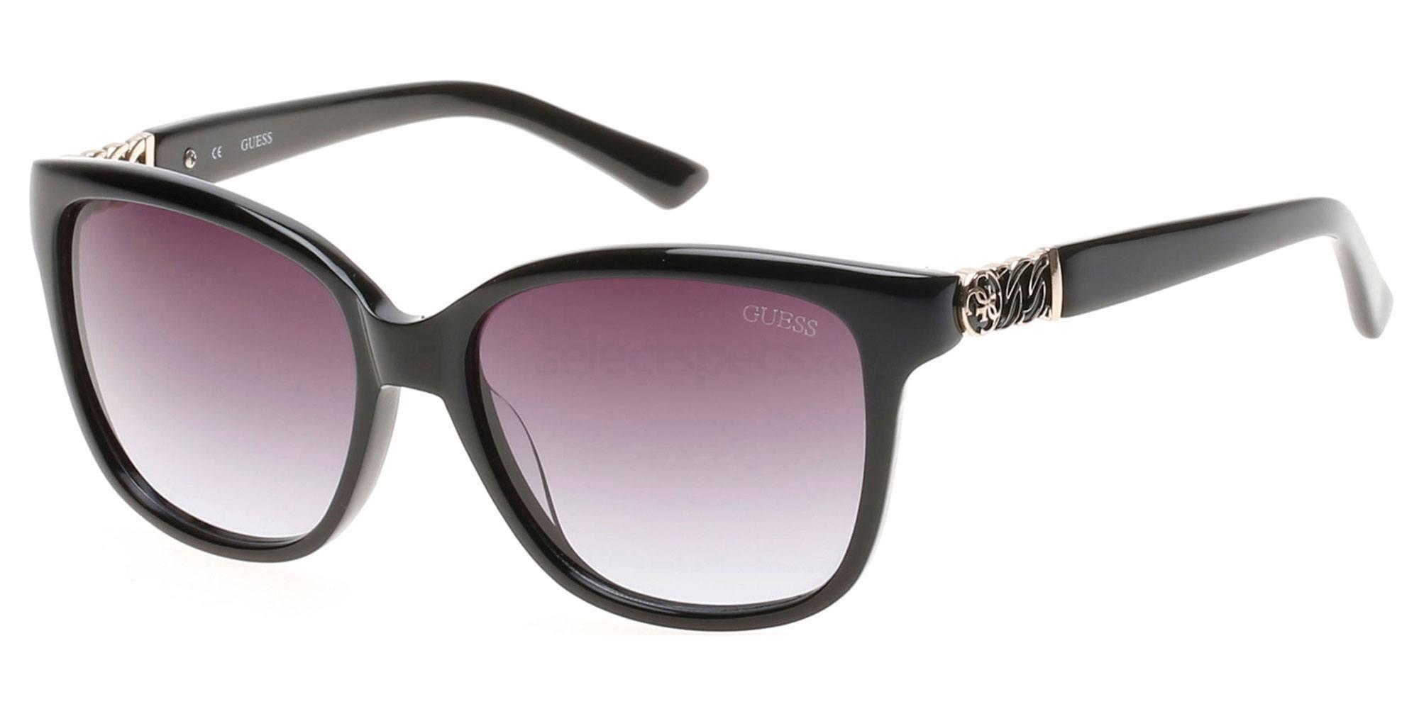 01B GU7385 Sunglasses, Guess