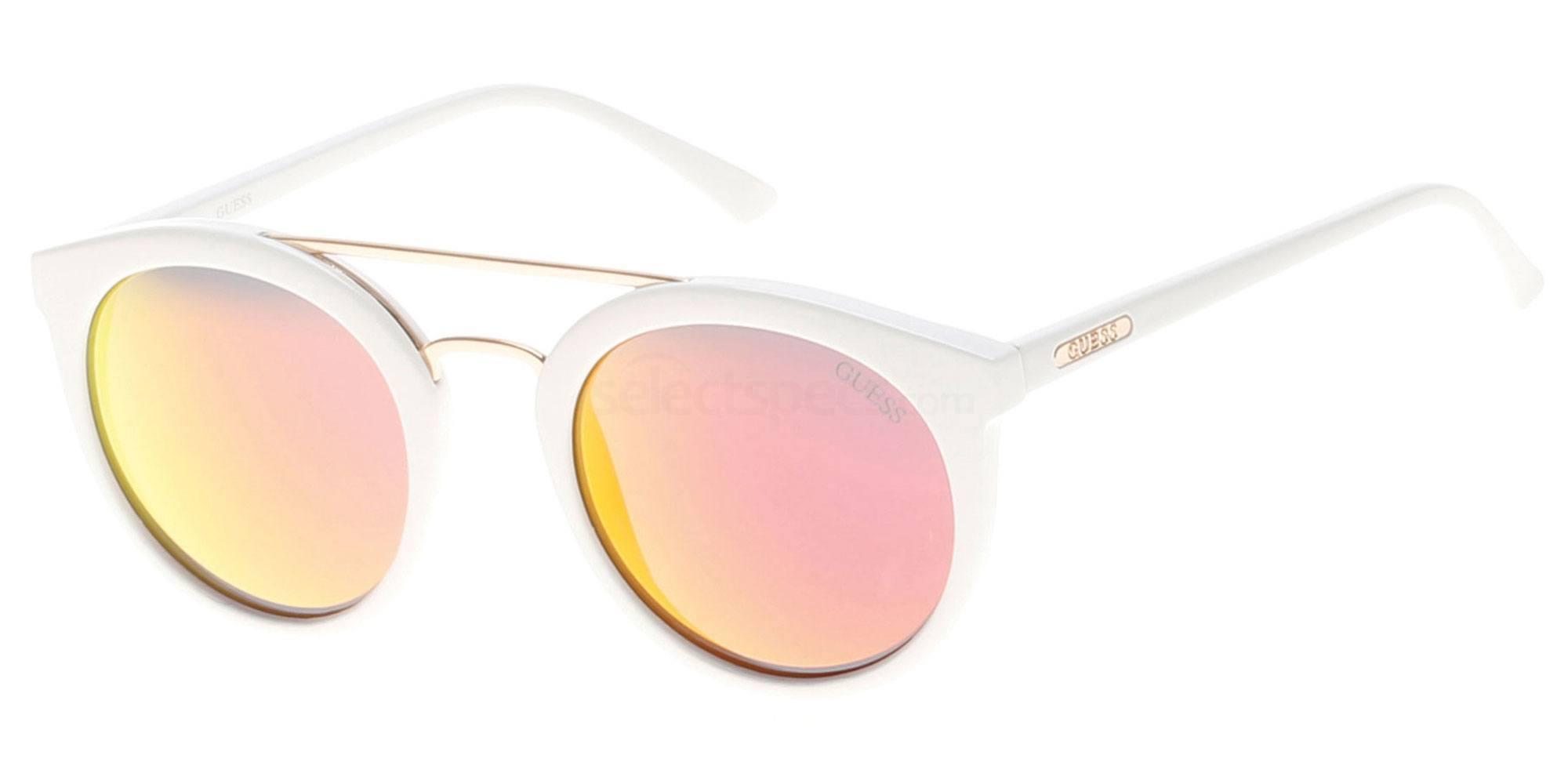 21C GU7387 Sunglasses, Guess