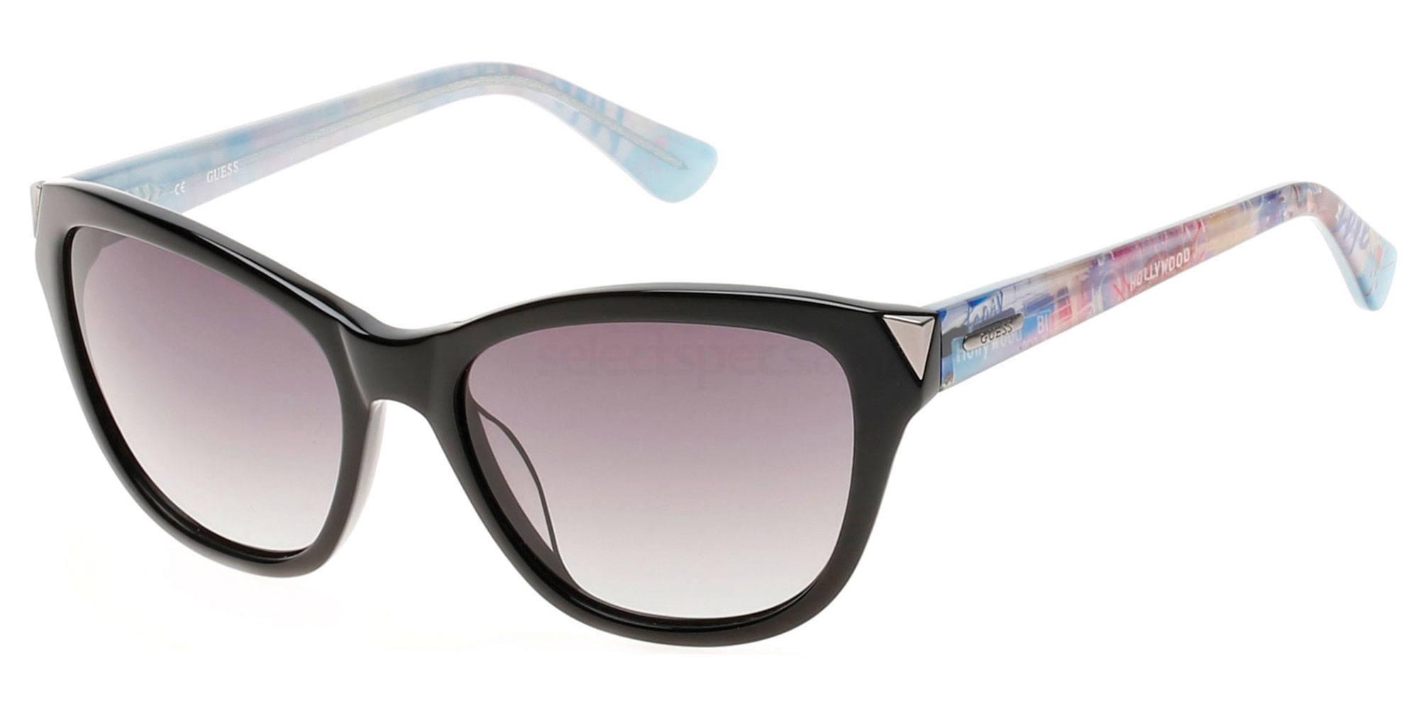 01B GU7398 Sunglasses, Guess